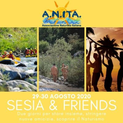 Sesia&Friends without limits 29/30-08/2020